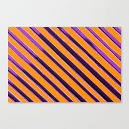 Sixties Banner Canvas Print