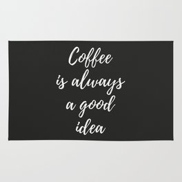 The Coffee Lover I Rug