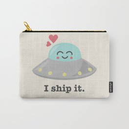 i ship it. Carry-All Pouch