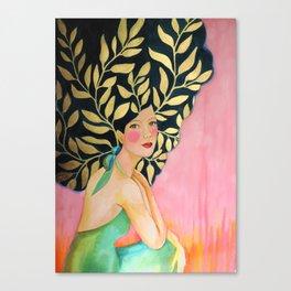 sofia (original) Canvas Print
