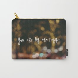 You are My Desire Carry-All Pouch
