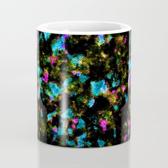 Abstract Jewels Coffee Mug