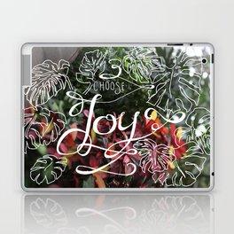 Choose Joy Laptop & iPad Skin