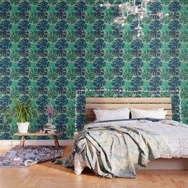 Pretty Leaves 6B Wallpaper