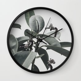 Grasshopper Festival Wall Clock