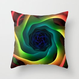 Acumen Throw Pillow