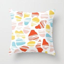 Okapi Animal Print Throw Pillow