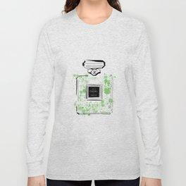 Green Perfume 2 Long Sleeve T-shirt