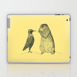 The Big Secret Laptop & iPad Skin