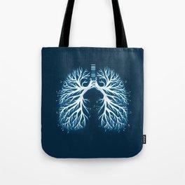 I Breathe Music Tote Bag