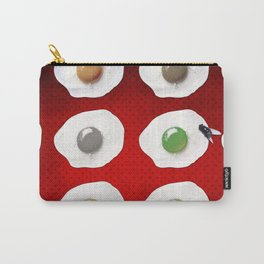 Disco Breakfast Carry-All Pouch