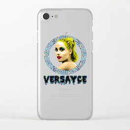 LIMITED EDITION: You Don't Nomi (Pop Art Edtion) Clear iPhone Case