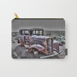Rusting in the desert Carry-All Pouch