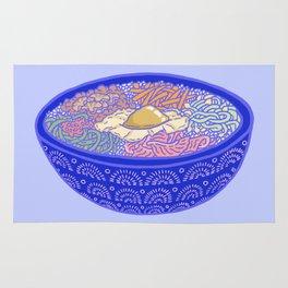 Bibimbap Bowl Rug