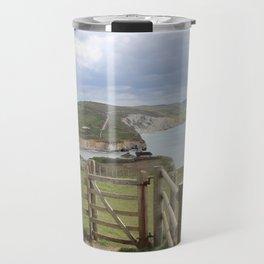 Fenced in Travel Mug