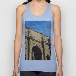 Rome - The Arch of Constantine Unisex Tank Top