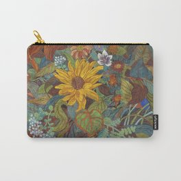 flower 2【Japanese painting】 Carry-All Pouch