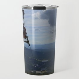 Stowe, Vermont Gondola  Travel Mug