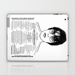 Liam Gallagher - 'Brotherly Love' - Ink'd Series Laptop & iPad Skin