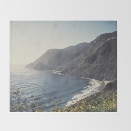 Big Sur Throw Blanket