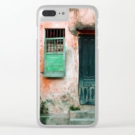 ANTIQUE CHINESE SOUND of HOI AN in VIETNAM Clear iPhone Case