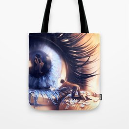 Show me love Tote Bag