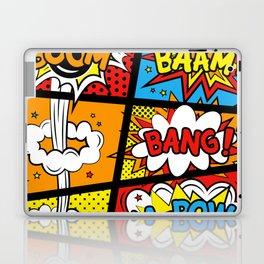 Kapow Laptop & iPad Skin