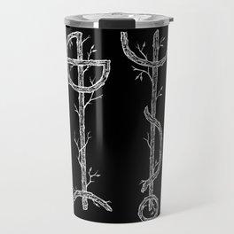 Draumstafur II Travel Mug