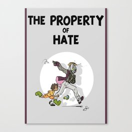 TPoH: Great Snakes! (Coloured) Canvas Print