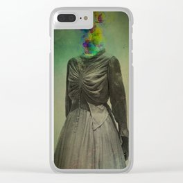 Family Portrat Clear iPhone Case