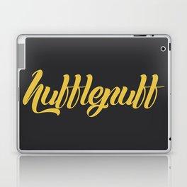 Hufflepuff Graffiti Laptop & iPad Skin