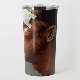 I'd Fight Gandhi Travel Mug