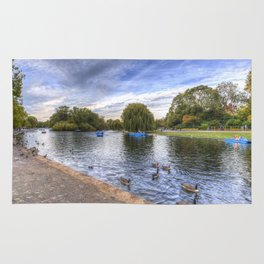 Regents Park London Rug