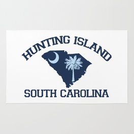 Hunting Island - South Carolina. Rug