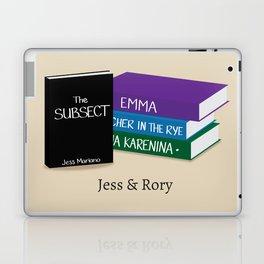 Jess & Rory Laptop & iPad Skin