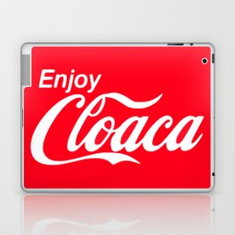 Enjoy Cloaca Laptop & iPad Skin