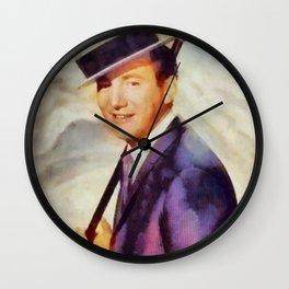 Bobby Darin, Music Legend Wall Clock