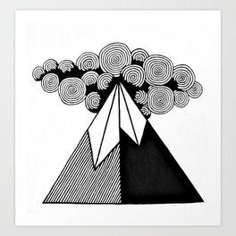 Mt. Zion Art Print