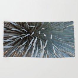 Growing grays Beach Towel