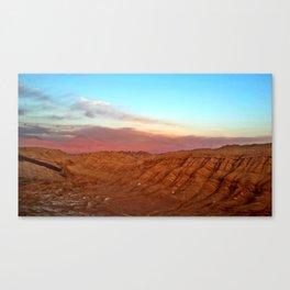 San Pedro de Atacama Canvas Print