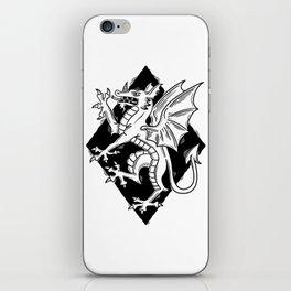 dragon armory iPhone Skin