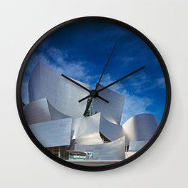 Concert Hall  | Frank Gehry | architect Wall Clock