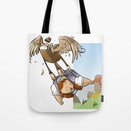 Dorothy, Monkeys and Picnic Baskets Tote Bag