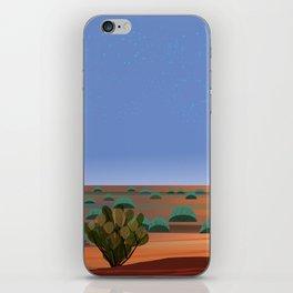 Twilight in the Desert iPhone Skin
