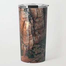 Zion Canyon Travel Mug