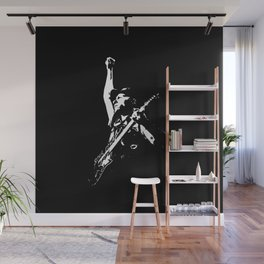 Guitar Legend Wall Mural