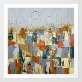 Ode to Madame Clicquot Art Print