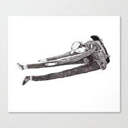 stretch or DIE Canvas Print