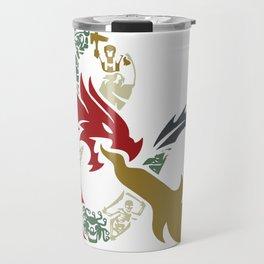 Dungeons & Dragons Travel Mug