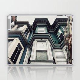 San Fran livin' Laptop & iPad Skin